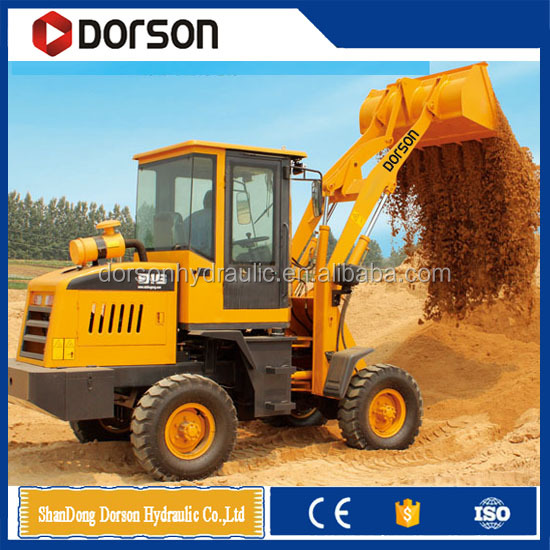 Dorson Wheel loaders better than aolite wheel loader loaders