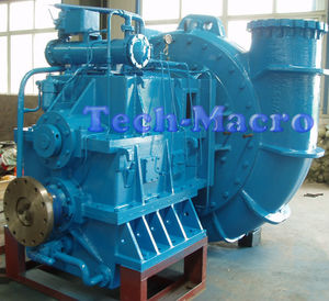 Mining Machine Ship Pump, Sand Suction Pump WN Series Made in China