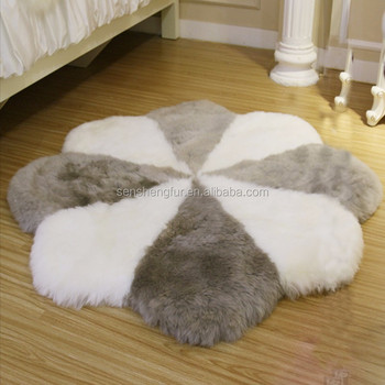 Australian Wool Carpet Fur Living Room