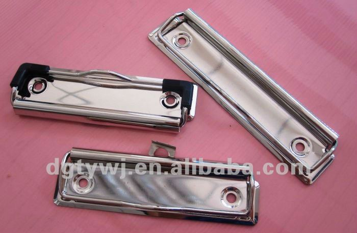 Clipboard Hardware,Metal Clipboard Clips With High Quality