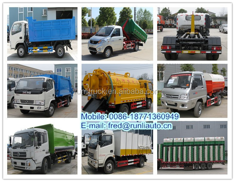 Overseas Service Available Of Foton Forland 4x4 6 Ton Small Dump ...