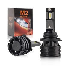 M2 mini H4 h7 h11 Auto LED Scheinwerfer 12000LM Auto Scheinwerfer Lampen H7 H11 <span class=keywords><strong>9005</strong></span> 9006 Auto led nebel kopf lichter lampen