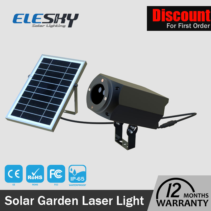 Waterproof Outdoor Star Laser Lights solar fairy lights