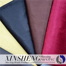 tricot warp knitted fabric dyeing fabric for sofa fabric