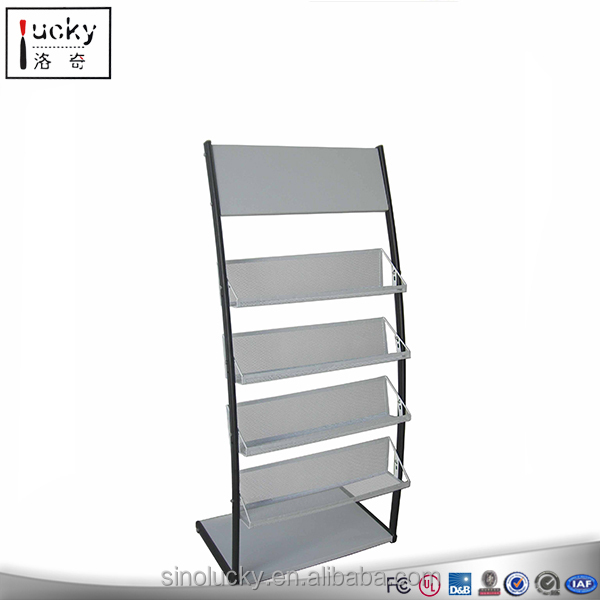 6 tier cosmetic acrylic display stand