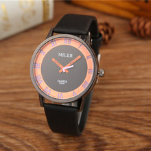 New Arrival Students Simple Design Wristwatch For Man Women Japan Movement Analog Quartz Saat Watches A8287