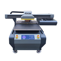 2019 New Factory price acrylic printing machine a3 uv printer a1 with cheapest price