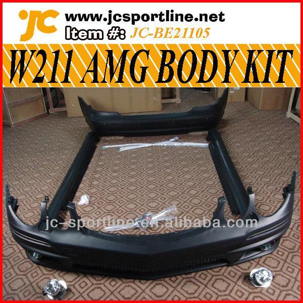 kit carrosserie amg w211 rechercher pour mercedes benz w211 e63 pare chocs de voiture id de. Black Bedroom Furniture Sets. Home Design Ideas