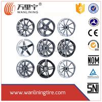 new brand car alloy wheel rim for sale 15x7 15x8 16x7/8 17x8.5 17x10 18x8