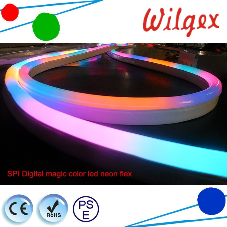 Digital Waterproof Neon LED Rope