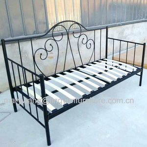 most popular style chinese day bed chinese day metal bed