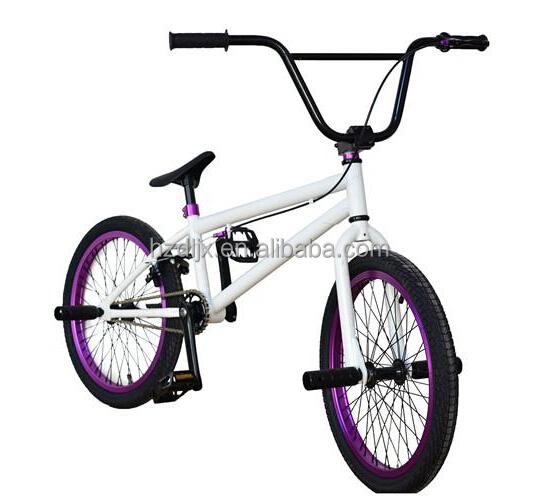 Boys Bike Freestyle Bmx Racing Bicycle Lightweight Frame