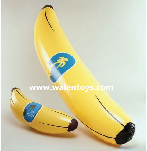 GIANT 80CM INFLATABLE BANANA TOYS inflatable toys