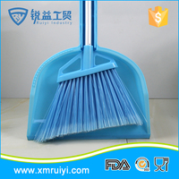 New promption durable cheap folding broom and dustpan set