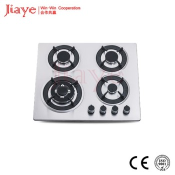 Hot sale gas stoves south africa/ 4 burner gas hob/ gas cooktop downdraft JY-S4006