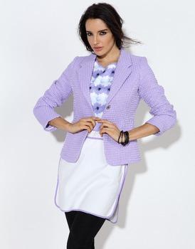 8b2ec87af2 Latest Blazer Design Women Office Lady Purple Custom OEM Jacket Woman  Clothing New Model Women's Suit