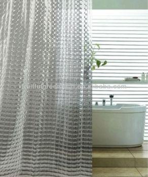 Shower asian curtain