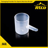 Newest new arrival plastic protein 80cc scoop