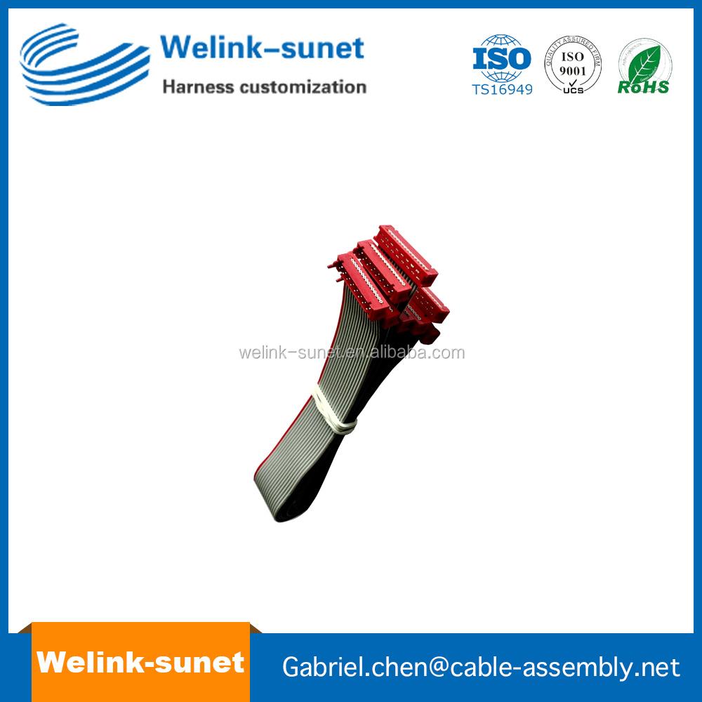 Finden Sie Hohe Qualität 5-poliger Stecker Kabelbaum Hersteller ...