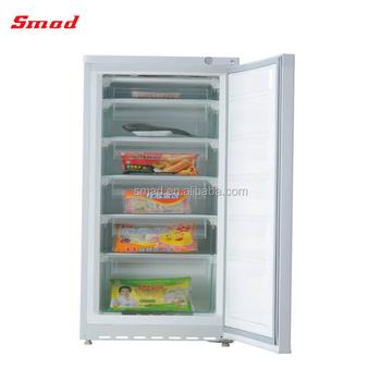 mini upright freezer