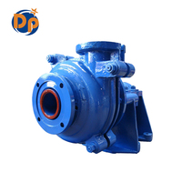 China Manufacture Centrifugal High Efficiency Slurry Pump For Mining