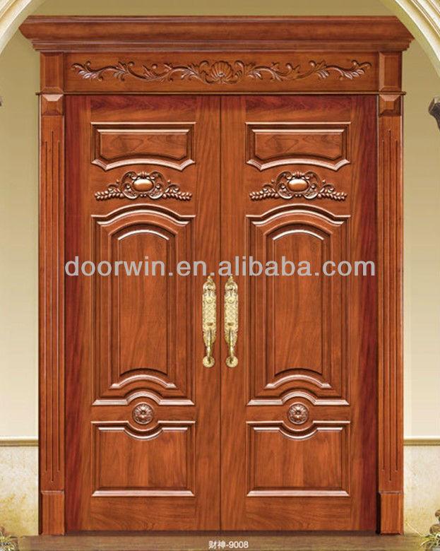 Luxury Solid Teak Wood Door Price - Buy Wood Door,Solid Wood Door,Solid  Teak Wood Door Price Product on Alibaba com