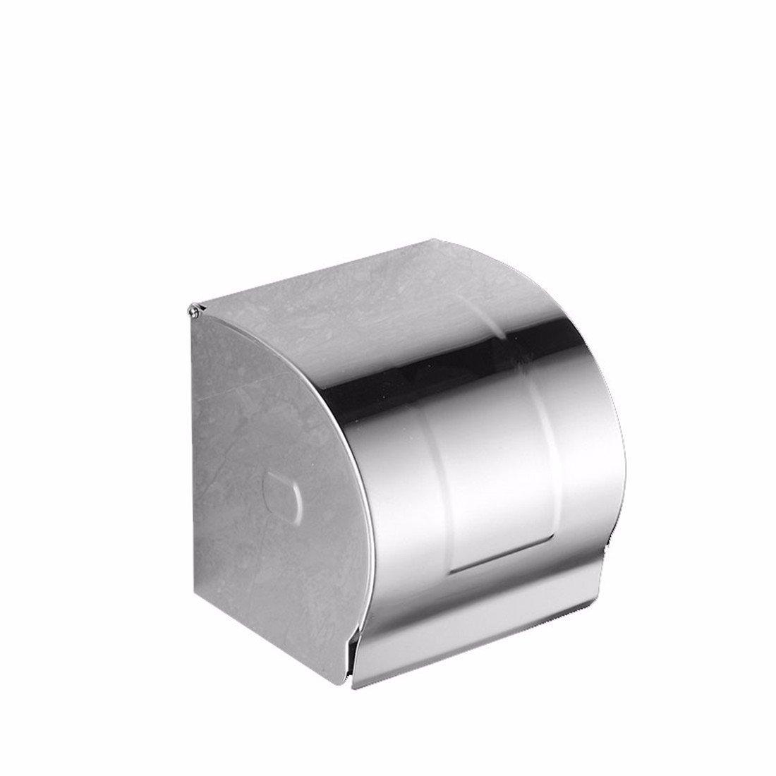 LAONA A contemporary minimalist Brass chrome bathroom accessory kit towel rack racks, toilet paper tray