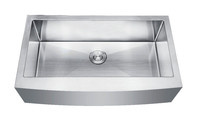 3621Stainless steel single bowl kitchen Apron Sink