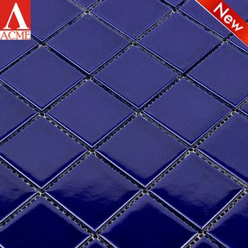 Chine Usine Cobalt Bleu Piscine Carreaux De Cramique Carreaux De