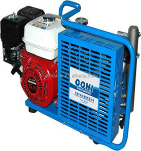 Electric / Petrol Motor 4500 psi Air Compressor for Sale
