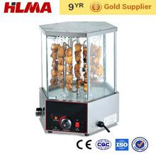 hot sale sweet potato roasting machine/corn roaster for sale used rotisserie