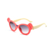 CIYUAN Cheap Promotional Fashionable girls Cartoon Ears Kids Sun Glasses