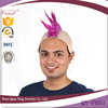 cheap fashion design crazy party scalp cock hair wigs