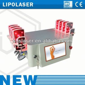 Hot 2013! lipo laser beauty machine Max 130mW beauty machine Max 130mW CE/ISO
