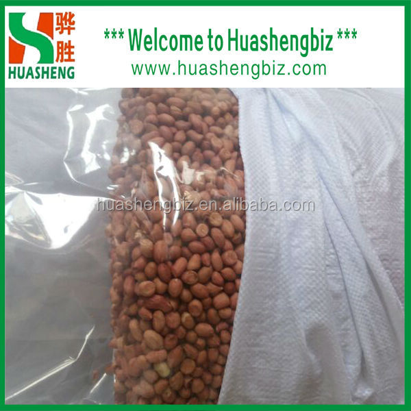 Red skin peanuts with competitive prices