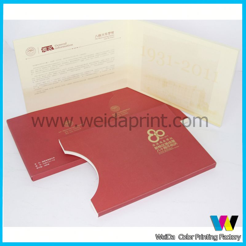 pocket brochure printing,promotional brochure with uv