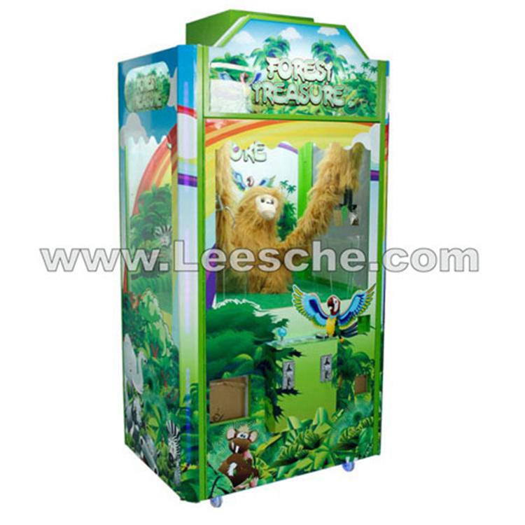 Lsjq-397 Forest Treasure Japanese Arcade Machines Arcade Claw ...