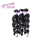 Chloe Free Sample Free Shipping Virgin Remy Hair Weft, 9A Grade Natural Remy Hair Bundles Brazilian Human Hair From Brazil