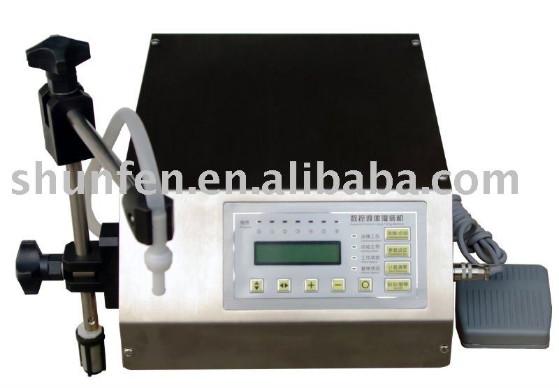 (free shipping) Quality Small Digital Control Pump Liquid Filling <strong>Machine</strong> (3-3000ml) (dosing pump, liquid bottling <strong>machine</strong>)