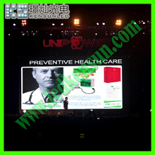 indoor SMD video full color led screen d 1 soccer