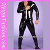 Wholesale Wet Look Men Leather and Latex Catsuits
