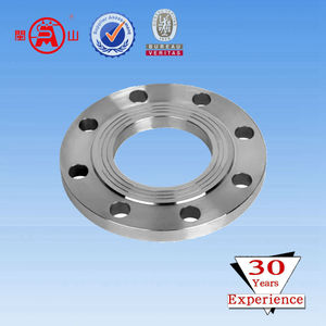 Bochi ASTM Pipe DN10~DN4000 Welded Stainless Steel Flange