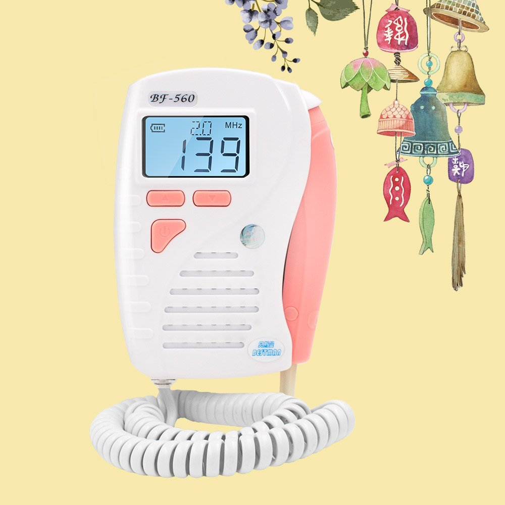 Pocket baby heart rate amplifier home use sweety baby monitor
