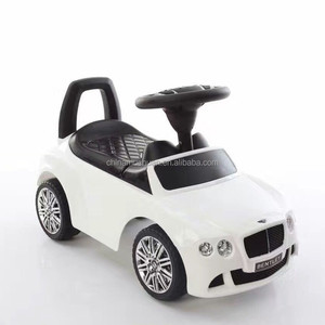 China new model plastic baby swing car