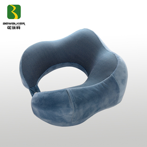 New Design Adjustable Rebound Foam Travel Car Neck Pillow Car Neck Pillow For Driving Life