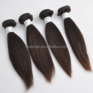 Aliexpress hair best supplier for hair products tangle free 14inch natural black color hair in thailand