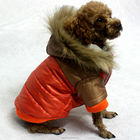 Lovely quality polyester Winter S M L XL size heated funny dog life coat