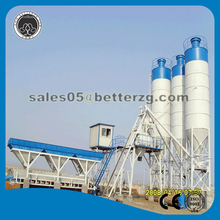 New design concrete batch plant 35m3 drawing