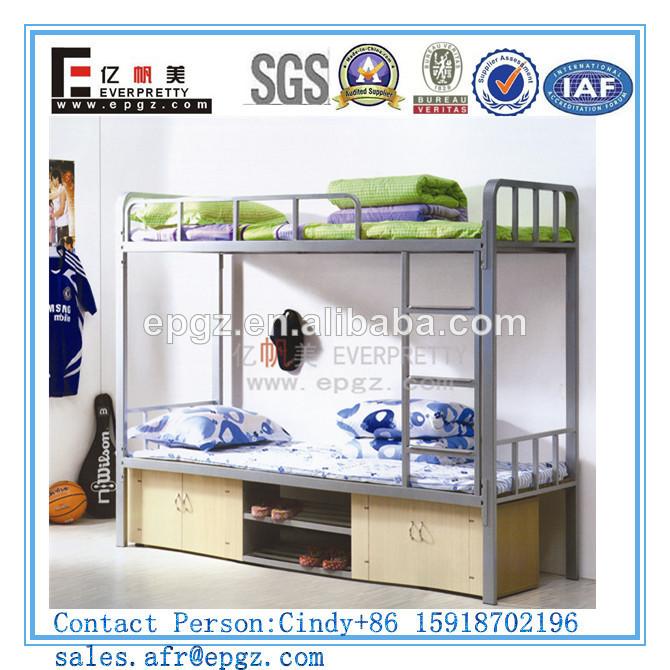 los niños camas literas con cajones de colores cama litera para ...