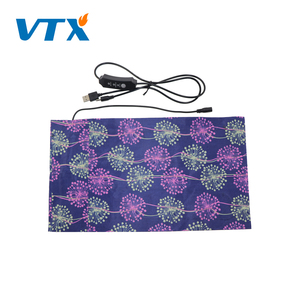 DC 5V Waterproof Flexible Heating Pad for Reptile